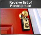 receive list of bankruptcies--ricardo medeiros real estate agent