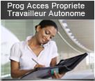 Prog Acces Propriete Travailleur Autonome ricardo medeiros courtier immobilier