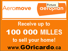 programme milles aeroplan aeromove pour vendre ou acheter maison propriete ricardo medeiros courtier immobilier